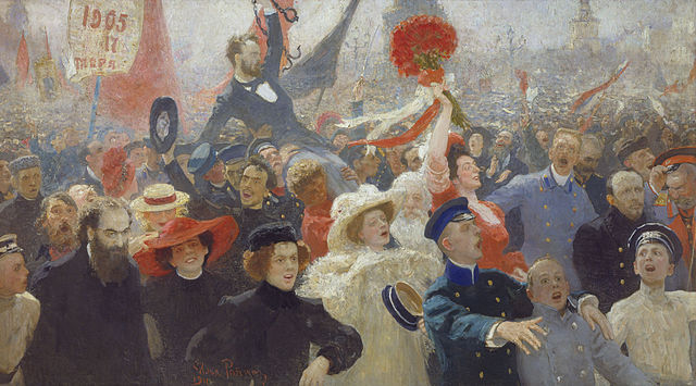 17 October 1905 - Ilya Repin