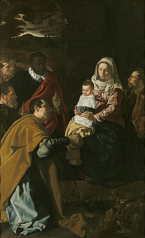 Adoration of the Magi - Diego Velazquez