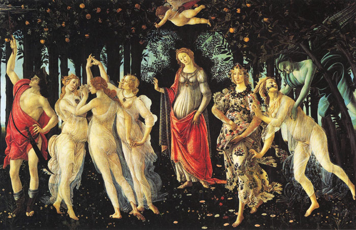 Allegory of Spring - Sandro Botticelli