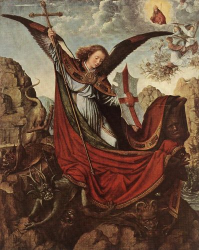 Altarpiece of St Michael - Gerard David