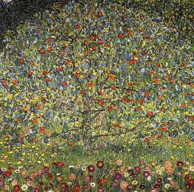 Apple Tree - Gustav Klimt