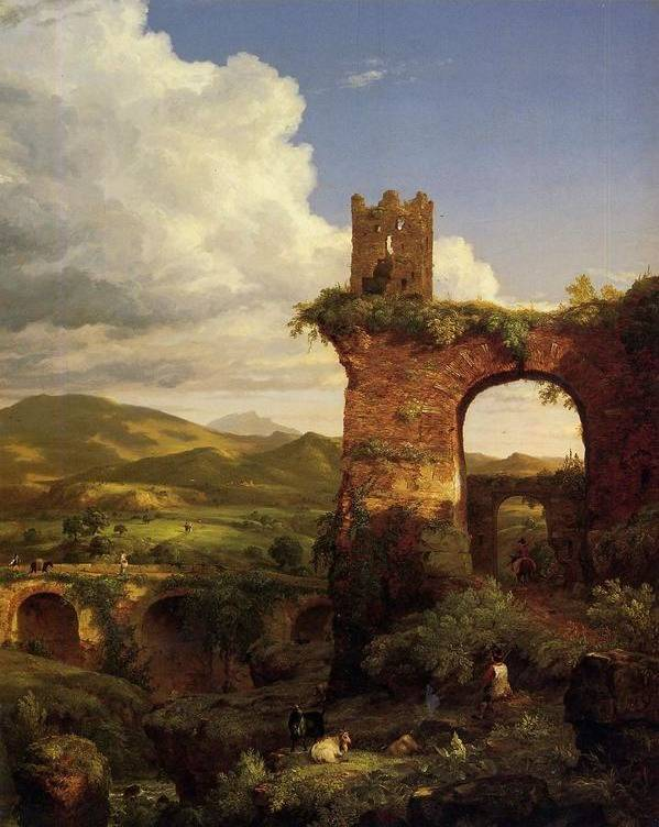 Arch of Nero - Thomas Cole