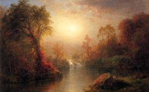 Autumn 1875 - Frederic Edwin Church