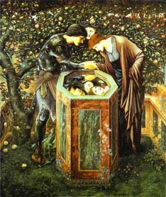 Baleful Head (Perseus and Andromeda) - Edward Coley Burne Jones