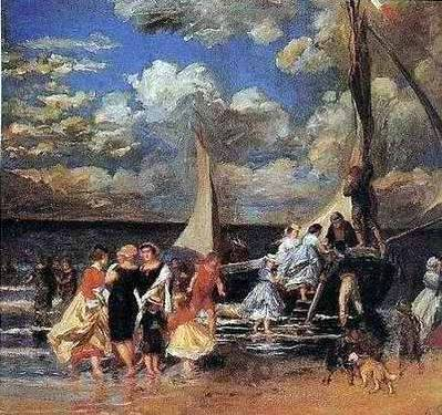 Boating Party - Pierre Auguste Renoir