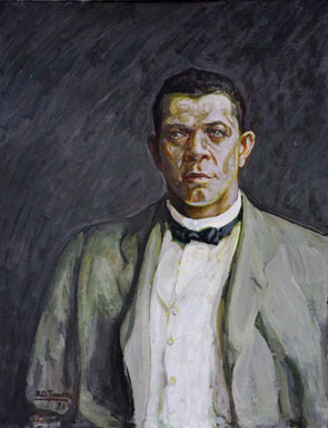 Booker T. Washington - Henry Ossawa Tanner