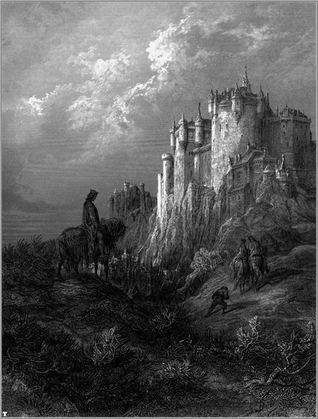 Camelot - Gustave Dore