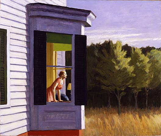 Cape Cod Morning - Edward Hopper