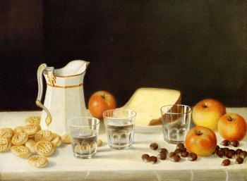 Cheese, Crackers and Chestnuts - John F Francis