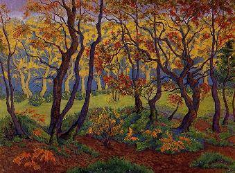 Clearing (Edge of the Wood) - Paul Ranson