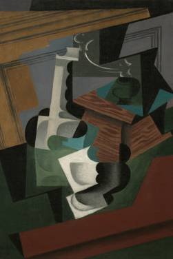 Coffee Mill - Juan Gris