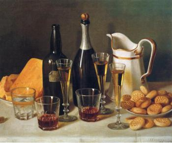 Cognac and Biscuits - John F Francis
