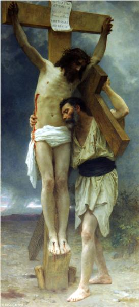 Compassion - William Adolphe Bouguereau