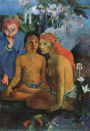 Conte Barbares - Paul Gauguin