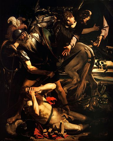 Conversion of Paul II - Caravaggio