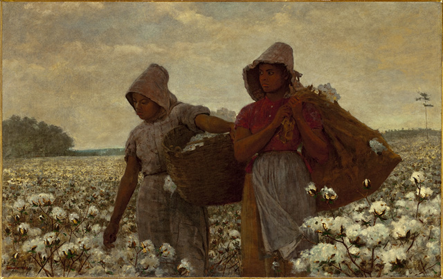 Cotton Pickers - Winslow Homer