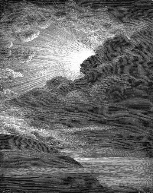 Creation of Light - Gustave Dore