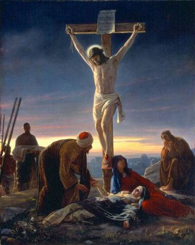 Crucifixion - Carl Bloch