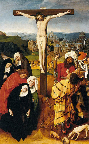 Crucifixion - Gerard David
