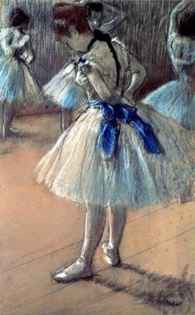 Dance Studio - Edgar Degas