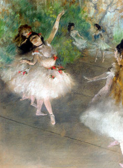 Dancers 1878 - Edgar Degas