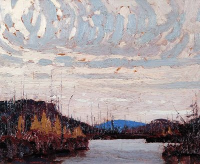 Dawn near Algonquin Park - Tom Thomson