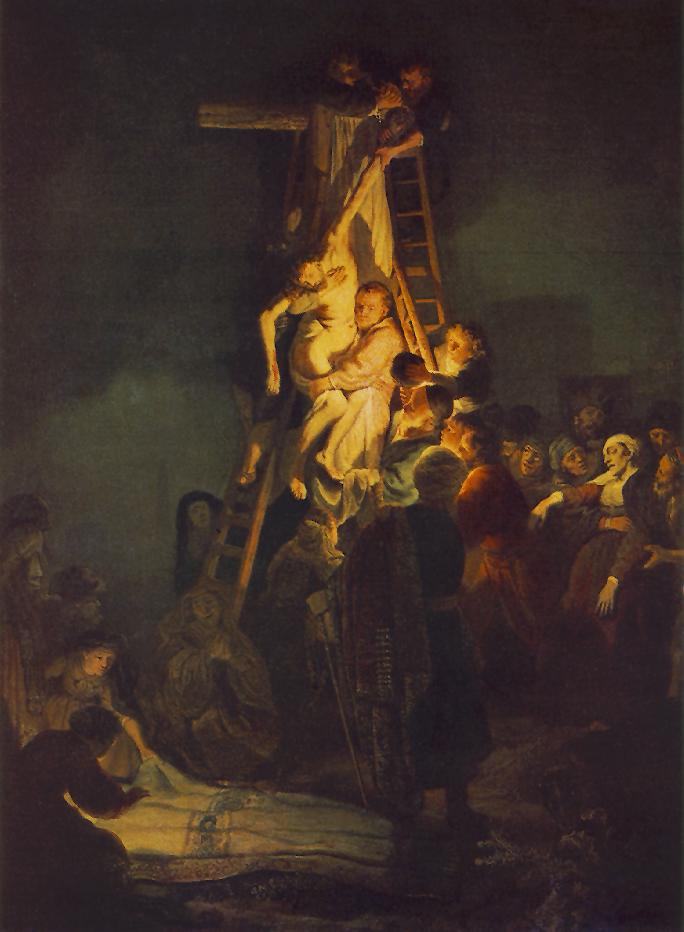 Descent from the Cross 1634 - Rembrandt van Rijn
