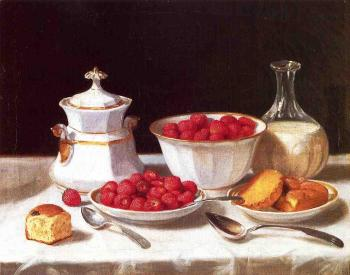 Dessert Table - John F Francis