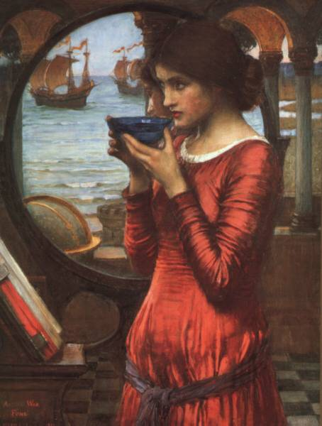 Destiny - John William Waterhouse