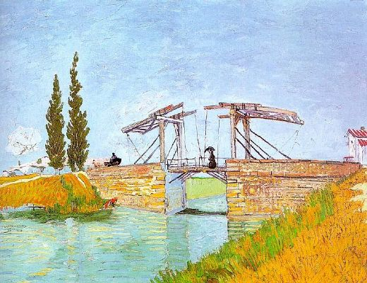 Draw Bridge - Vincent van Gogh