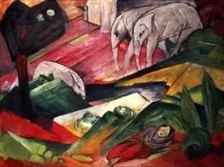 Dream - Franz Marc