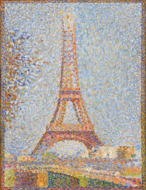 Eiffel Tower - Georges Seurat
