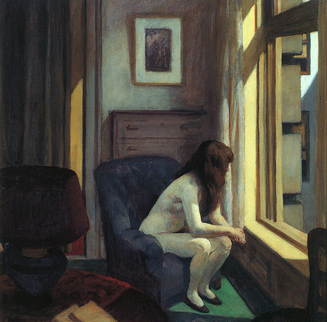 Eleven AM - Edward Hopper