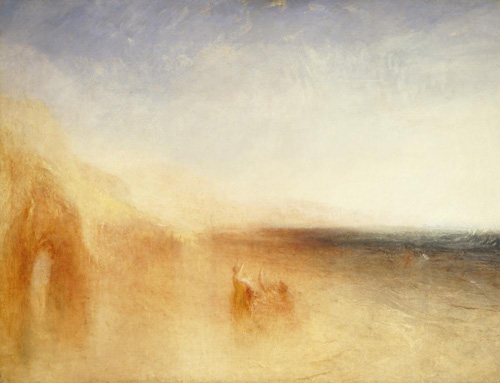 Europa and the Bull - Joseph Mallord William Turner