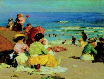Family Outing - Edward Henry Potthast