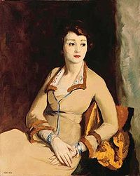 Fay Bainter - Robert Henri