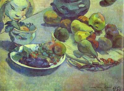 Fruits - Paul Gauguin