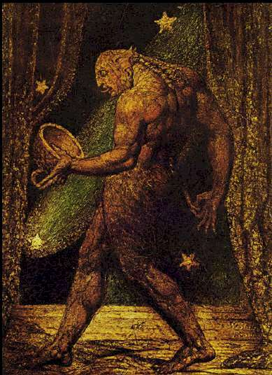 Ghost of a Flea - William Blake