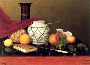 Ginger Jar - William Harnett