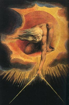 Ancient of Days (God as an Architect) - William Blake