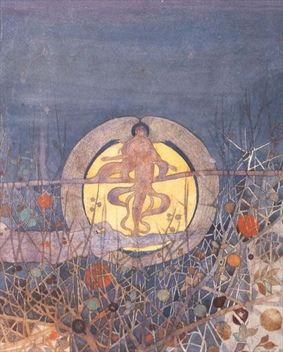 Harvest Moon - Charles Mackintosh