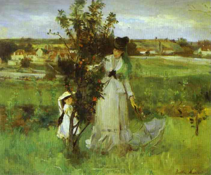 Hide & Seek - Berthe Morisot