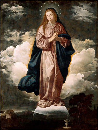 Immaculate Conception - Diego Velazquez