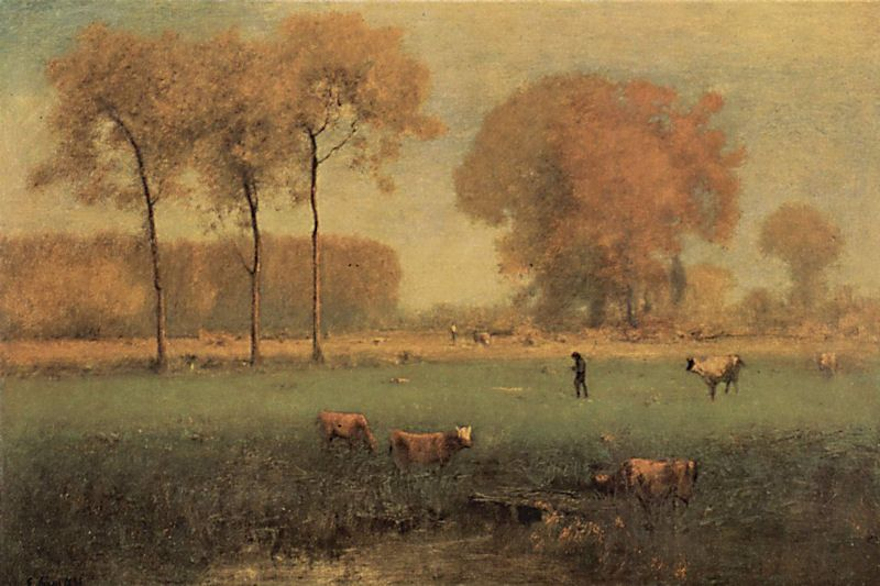 Indian Summer - George Inness
