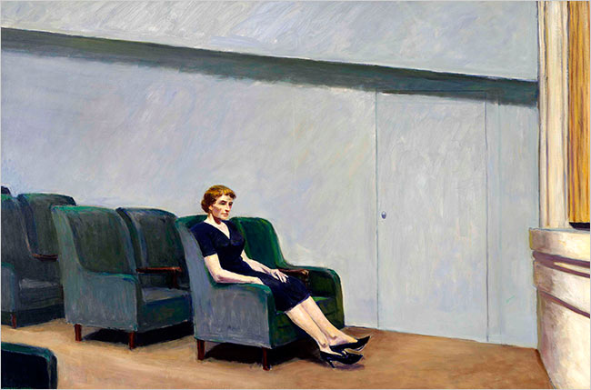Intermission - Edward Hopper