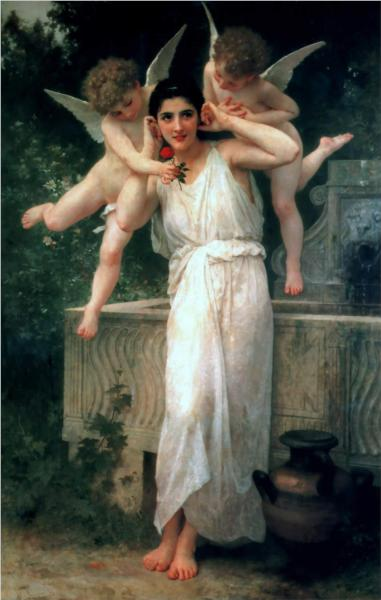 Jeunesse - William Adolphe Bouguereau