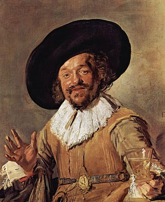 Jolly Drinker - Frans Hals