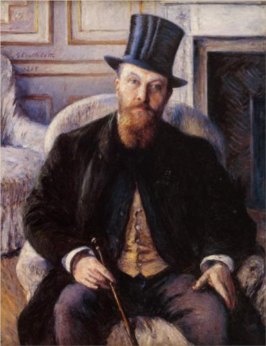 Jules Dubois - Gustave Caillebotte
