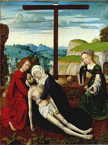 Lamentation - Gerard David