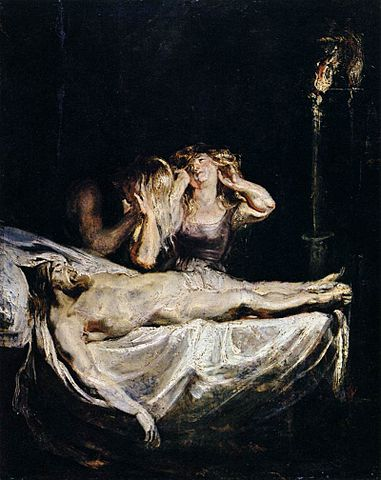 Lamentation - Peter Paul Rubens